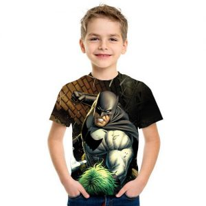 Baju Anak Superhero Batman 3d Murah