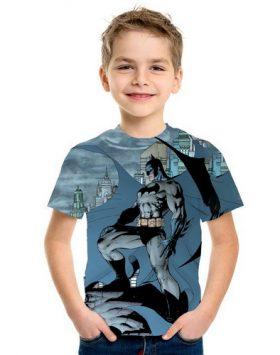 Baju Kaos Batman Anak Batman 3d