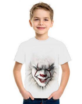Baju Kaos Joker 3d Anak Kecil Harga Murah