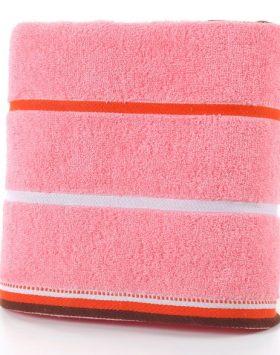 Handuk Hotel Harga Murah Pink 70x140