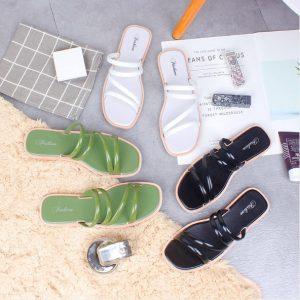 Sandal Wanita Import Terbaru Kekinian