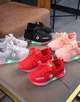 Sepatu Anak Lampu Led Harga Murah