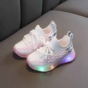 Sepatu Lampu LED Anak Import Terbaru Harga Murah