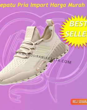 Sepatu Pria Sneakers Import Harga Murah