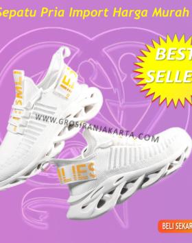 Sepatu Pria Trend Sekarang Sneakers Olahraga Running