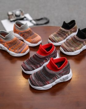 Sepatu Slip On Anak Laki Laki Perempuan Harga Murah
