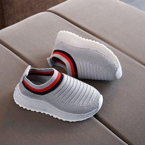 Sepatu Slip On Anak Nyala Lampu Led