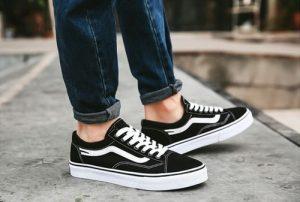 Sepatu Sneakers Old Skool Import