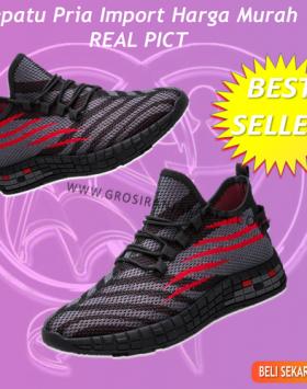 Sepatu Sneakers Pria Terbaru 2020