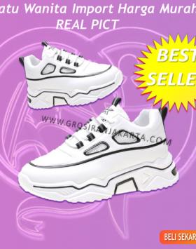 Sepatu Wanita Import Kekinian