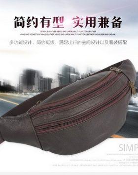 Tas Pinggang Waist Bag Import GJ762