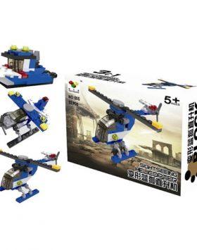 Mainan Edukasi Anak Lego 3 In 1 Helikopter