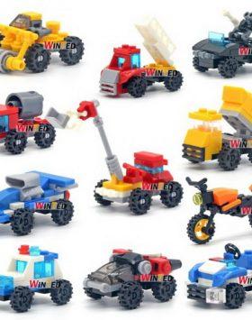 Mainan Mobil Lego Anak Kecil
