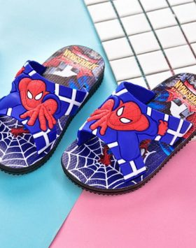 Sandal Anak Selop Spiderman