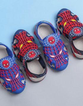 Sandal Anak Spiderman Terbaru