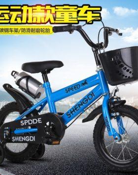 Sepeda Anak Roda 4 Terbaru Ring 12 Inch