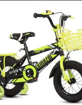 Sepeda Anak Roda 4 Terbaru Ring 18 Inch