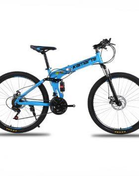 Sepeda Gunung Lipat Ring 24 Kecepatan 24 Speed