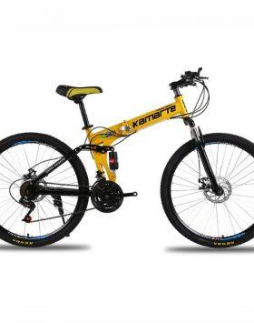 Sepeda Gunung MTB Lipat Ring 24 Speed 27