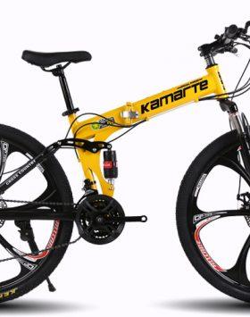 Sepeda Gunung MTB Lipat 24 Inch Kecepatan 24 Speed