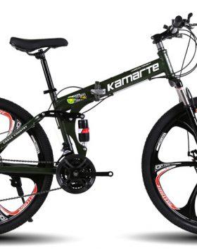 Sepeda Gunung MTB Lipat 24 Inch Kecepatan 27 Speed