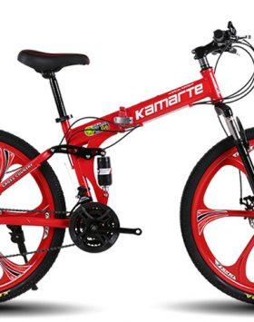 Sepeda Gunung MTB Lipat 24 Inch 21 Speed