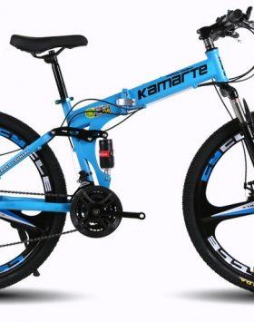 Sepeda Lipat MTB Ring 26 Inch 27 Speed