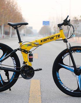 Sepeda Lipat MTB Ring 24 Inch 24 Speed