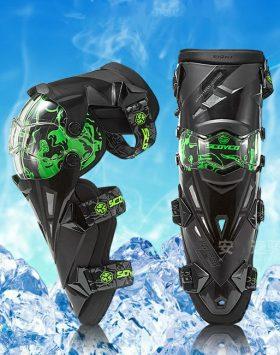 Dekker Alat Pelindung Lutut Motor Balap
