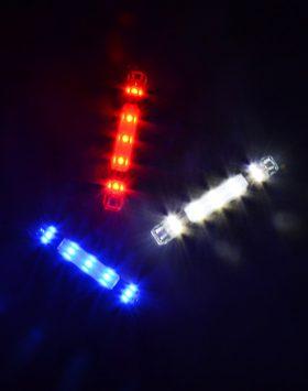 Lampu Belakang Sepeda LED Anti Air
