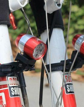 Lampu Sepeda Gunung 6 LED