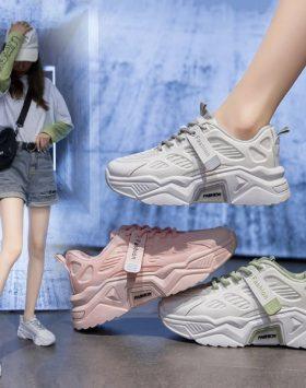 Sepatu Sport Sneakers Wanita Import
