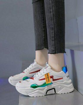 Sepatu Wanita Sneakers Sport Import 8