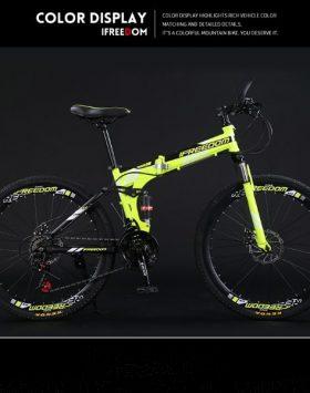 Sepeda Gunung 24 Inch Speed 27