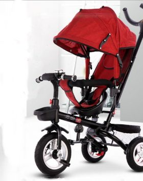 Sepeda Lipat Anak Stroller Roda 3
