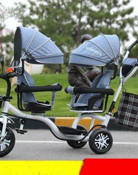 Stroller Kereta Dorong Bayi Kembar
