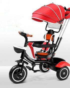 Stroller Kereta Dorong Roda 3 Multifungsi