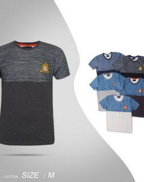 T-Shirt Kaos Cowok Lengan Pendek