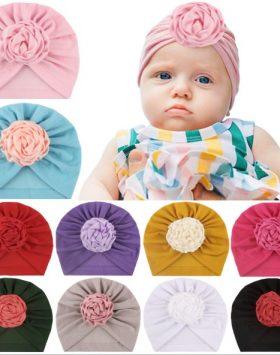 Turban Bayi Perempuan Import