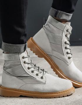 Sepatu Boots Pria Import Berkualitas