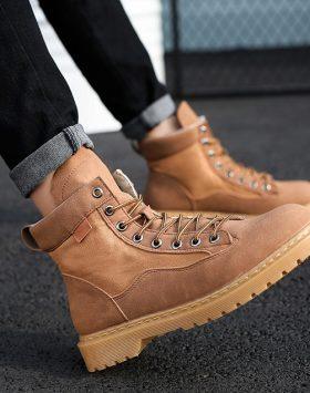 Sepatu Boots Pria Import Harga Murah
