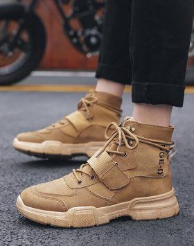 Sepatu Boots Pria Original Asli Berkualitas