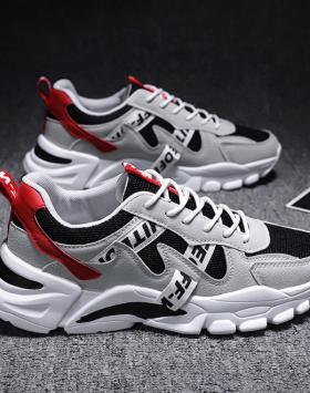 Sepatu Sneakers Sport Pria Original Import