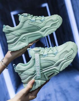 Sepatu Wanita Sol Tebal Sneakers Import