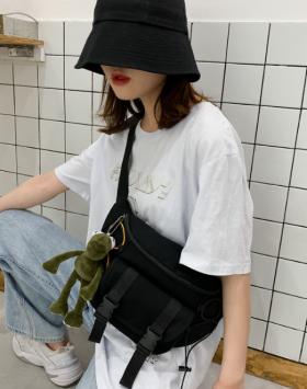 Waistbag Trend 2020 Korean Style