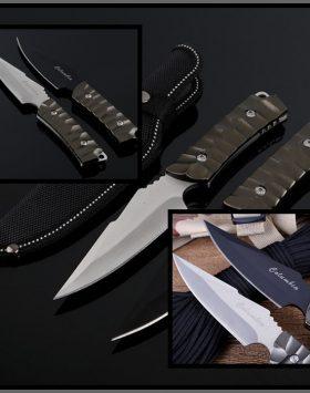 Pisau Columbia Knife Berburu Serbaguna