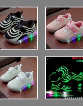 Sepatu Anak Nyala Lampu Led Grosiran Jakarta