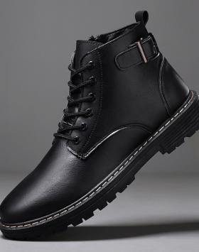 Sepatu Boots Formal Pantofel Terbaik