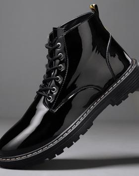 Sepatu Boots Formal Pria Keren 2020
