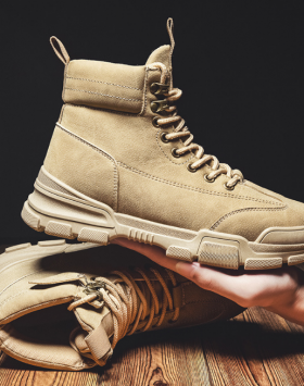 Sepatu Boots Pria 2020 Harga Grosir Dan Ecer